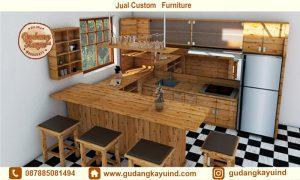 Jual Custom Furniture