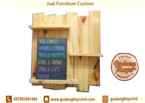 Jual Furniture Custom
