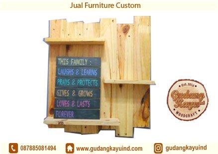 Jual Furniture Custom