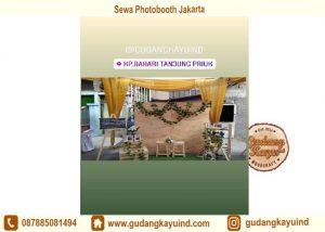 Tempat Sewa Photobooth Jakarta