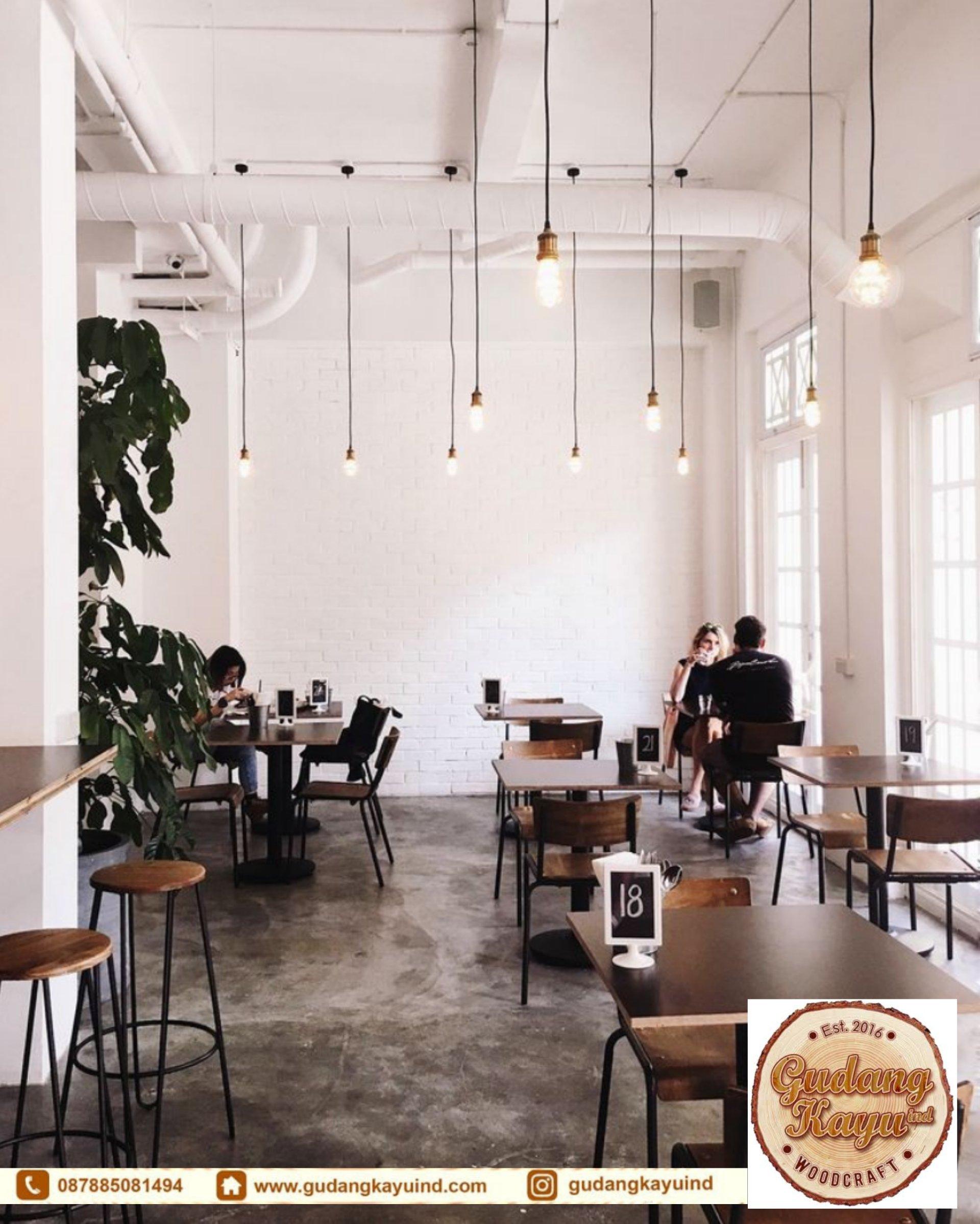 Pembuatan Interior Cafe Jakarta