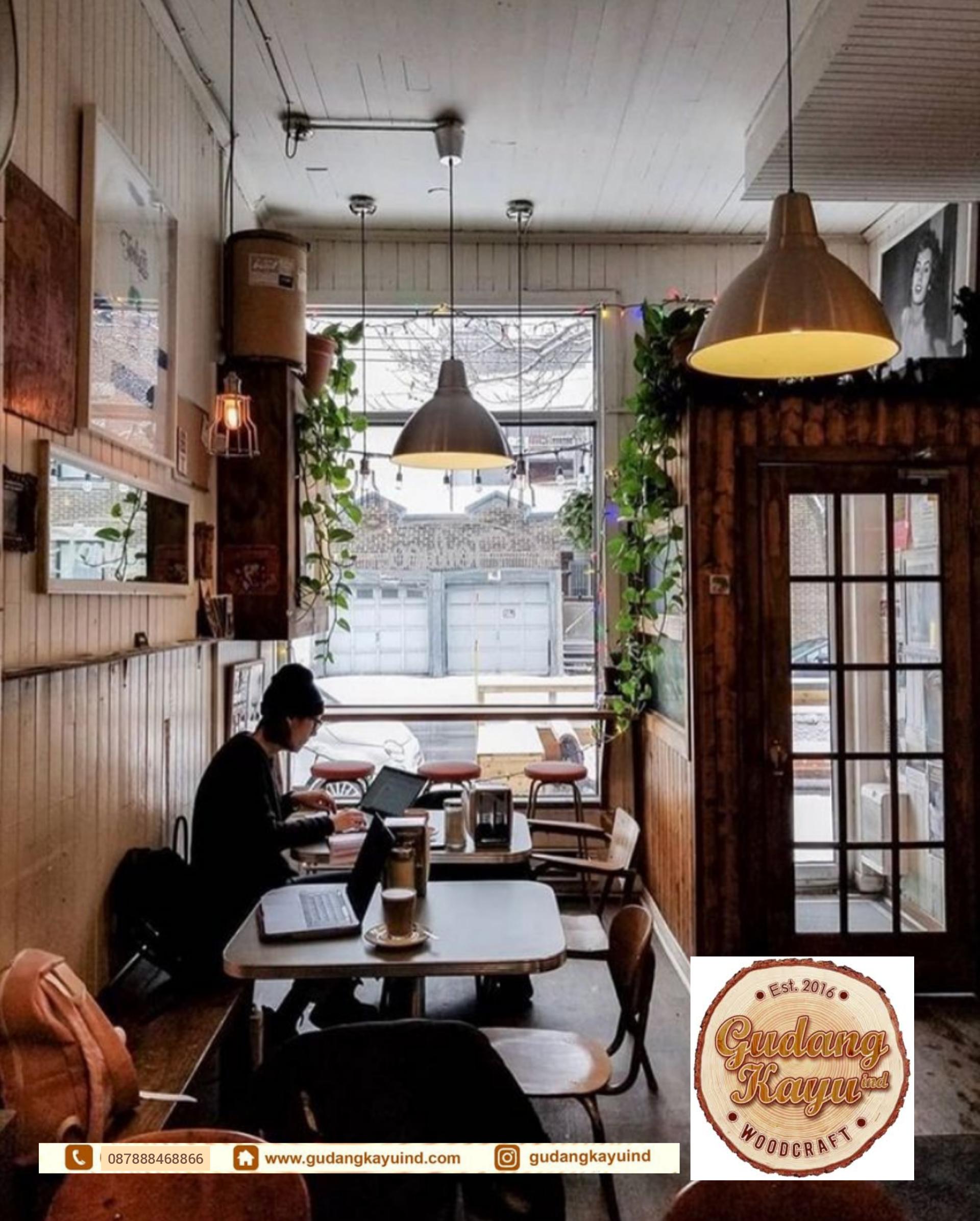 Vendor Buat Interior Cafe Jakarta
