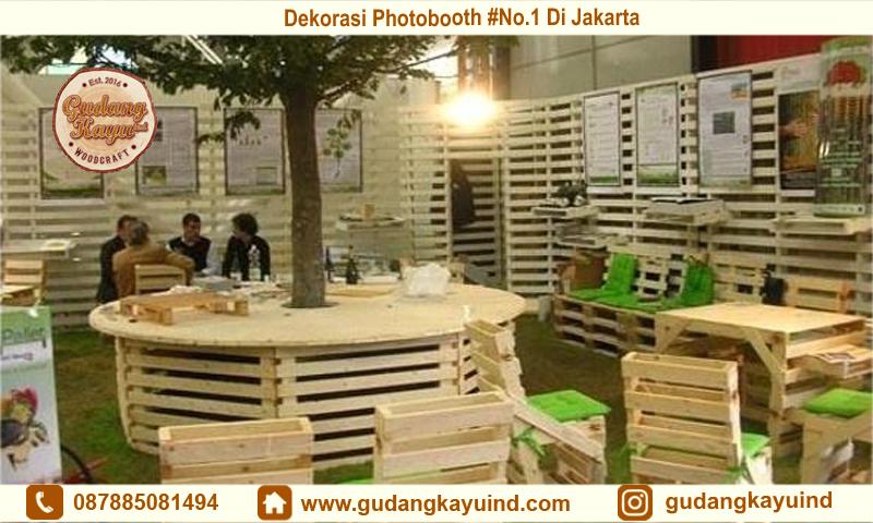 Dekorasi Photobooth Jakarta