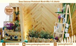 Sewa Dekorasi Photobooth Jakarta