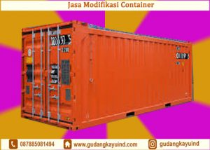 jasa modifikasi container