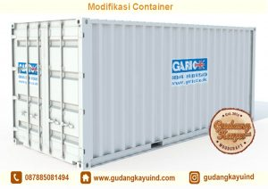 Jasa Modifikasi Container