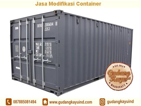 Modifikasi Container Jakarta