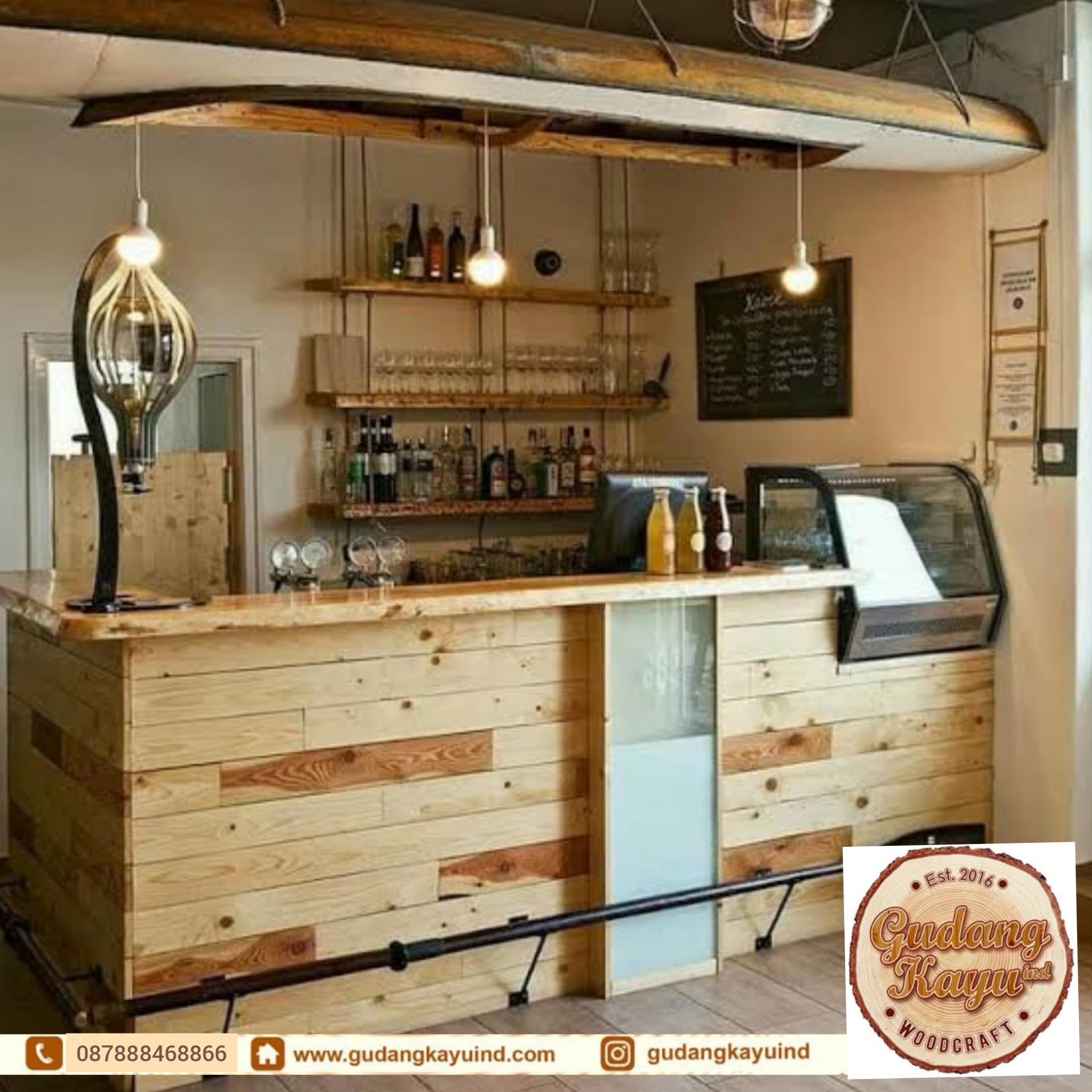 Bikin Interior Cafe Jakarta