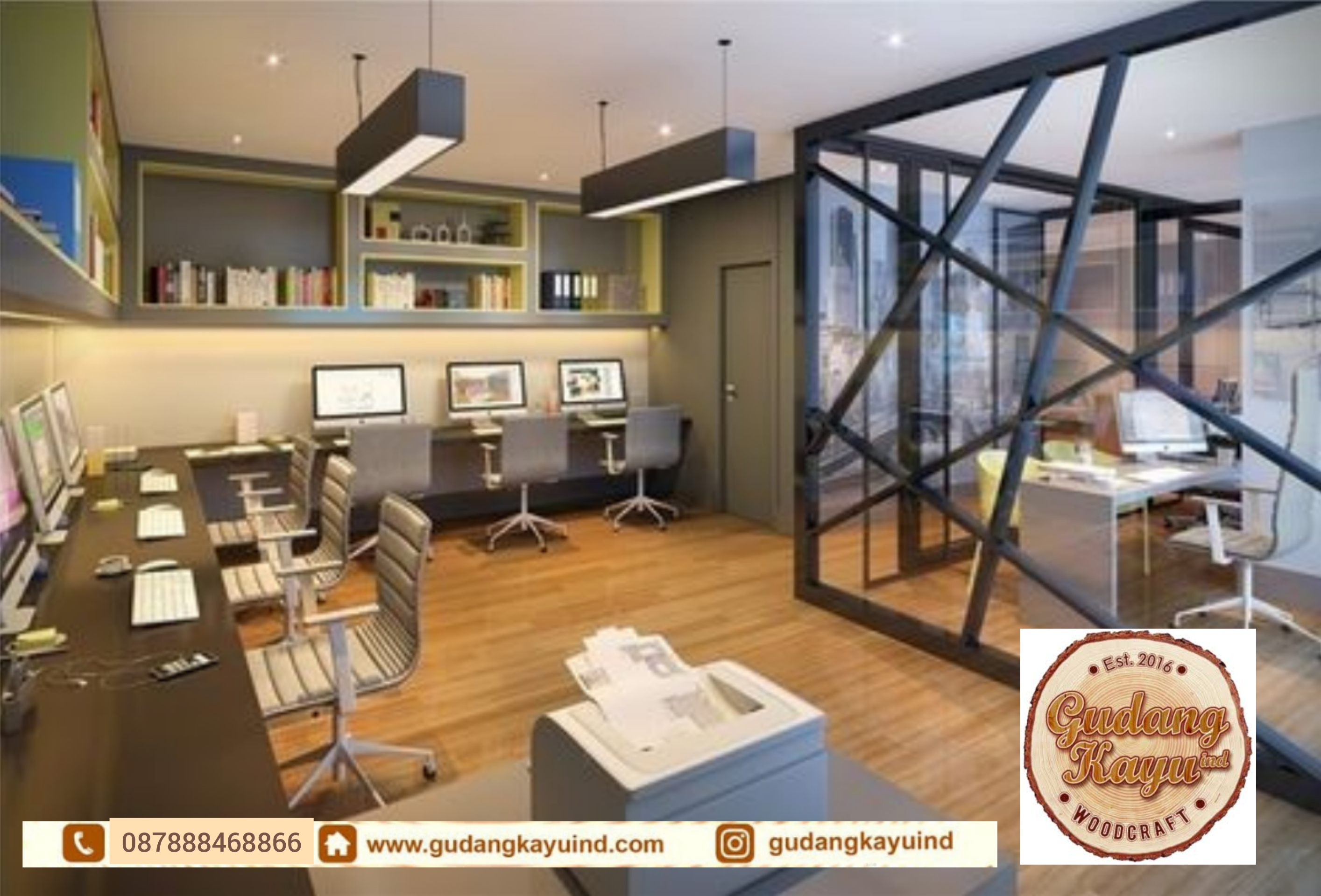 Jasa Pembuatan Interior Cafe Jakarta