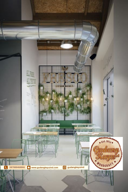 Tempat Buat Interior Cafe Jakarta