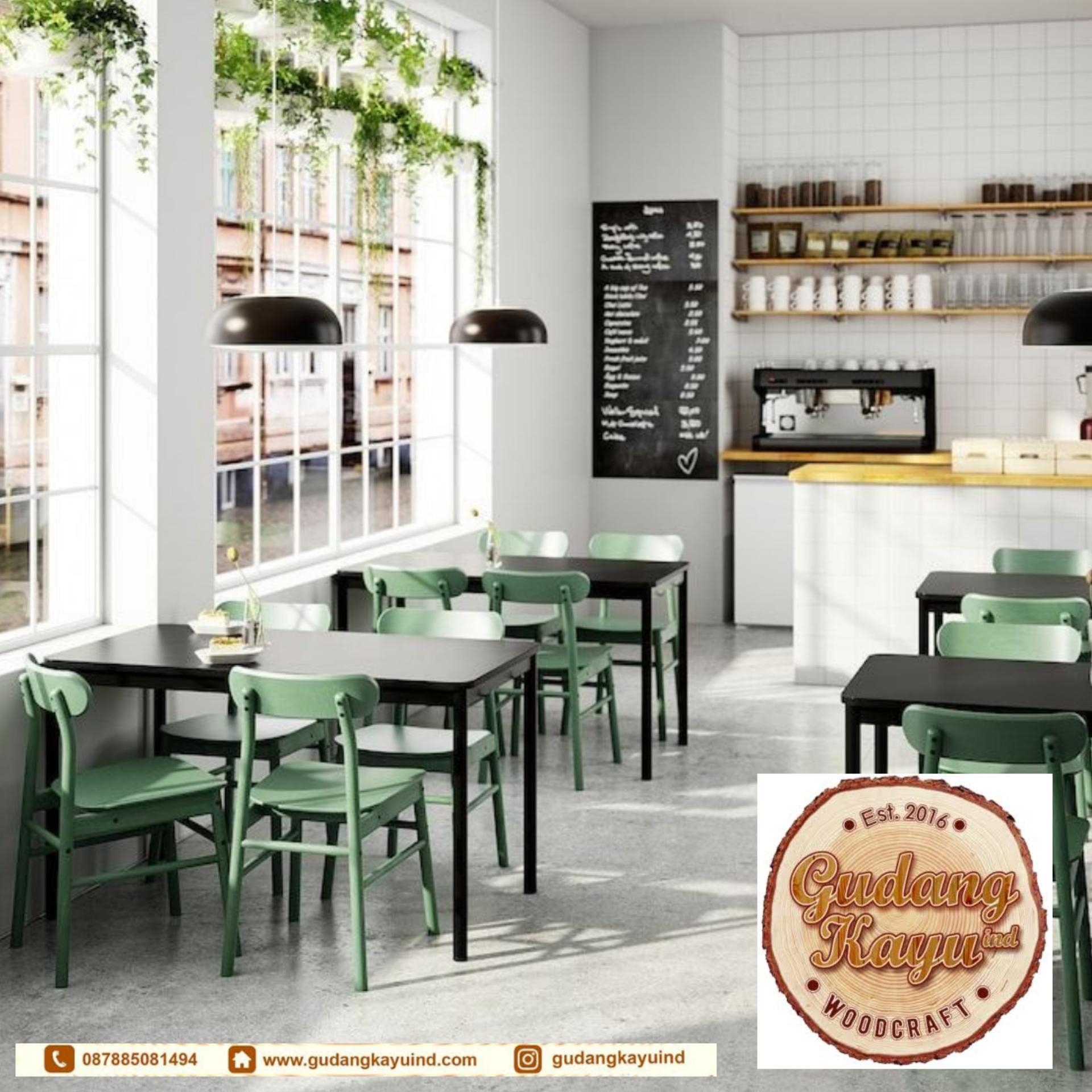 Vendor Bikin Interior Cafe Jakarta