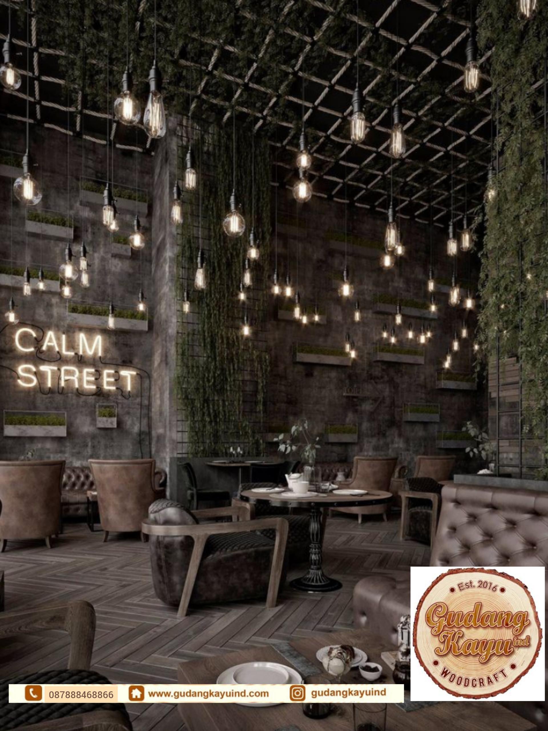 Buat Interior Cafe Jakarta