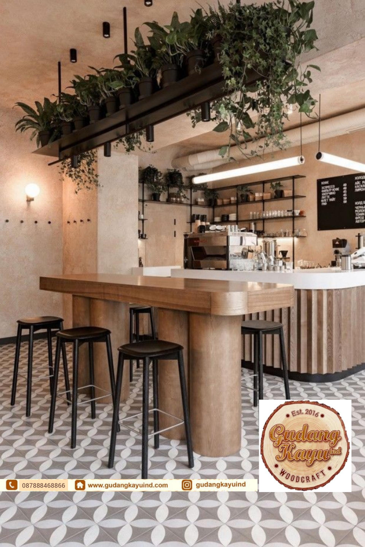 Jasa Buat Interior Cafe Jakarta