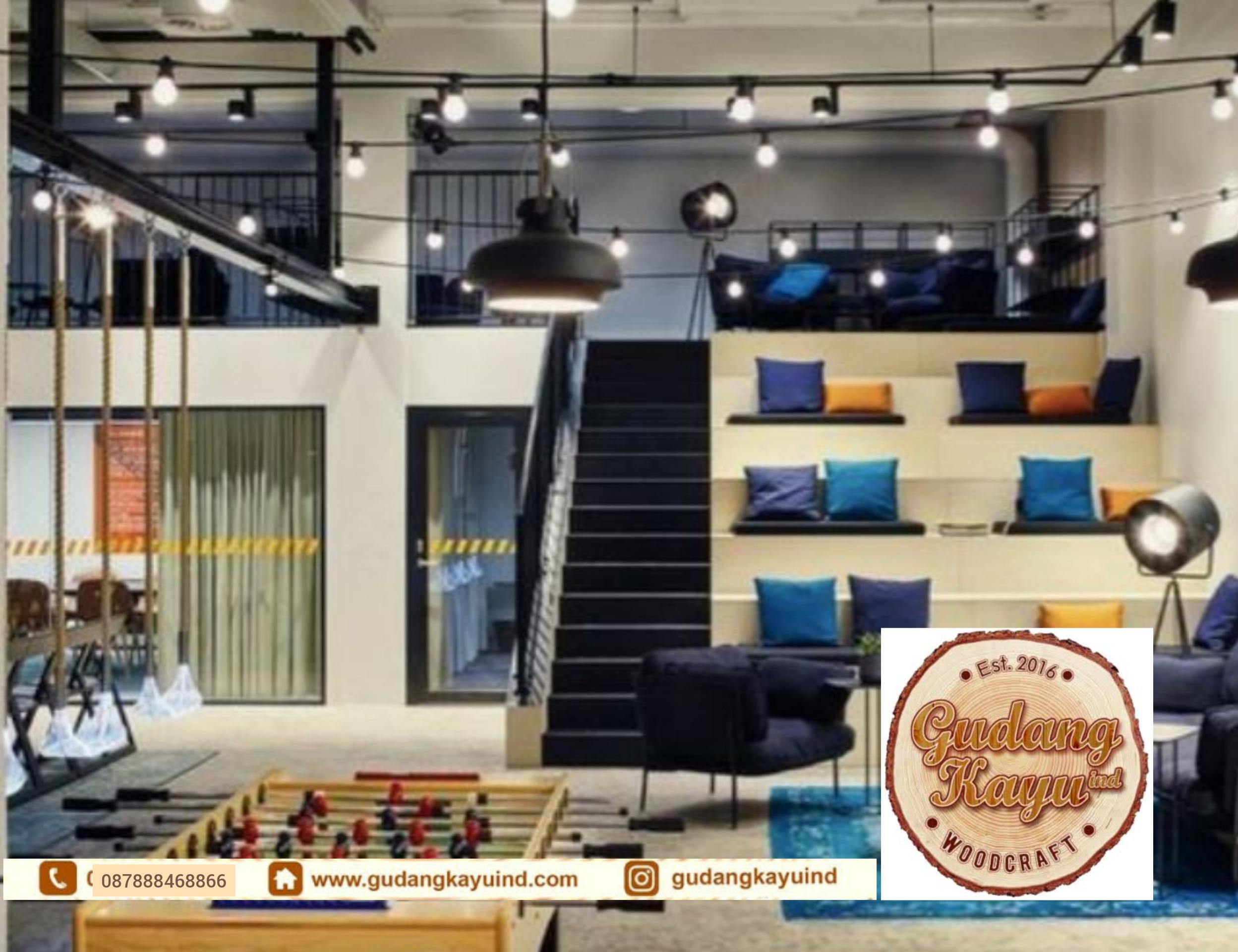 Jasa Buat Interior Kantor Jakarta